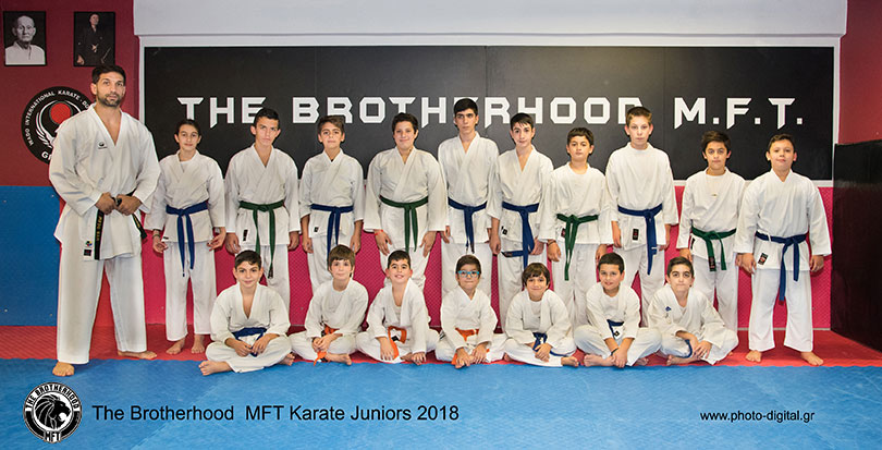 Karate-Juniors